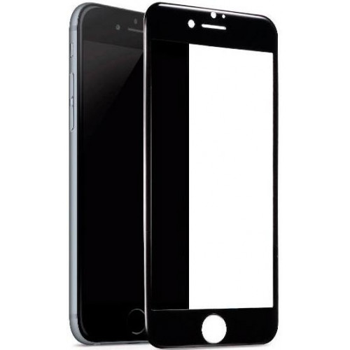 Защитное 3D стекло iPhone 7 Plus/8 Plus чёрное