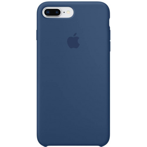Silicon Case Apple iPhone 7 Plus/8 Plus морской лёд