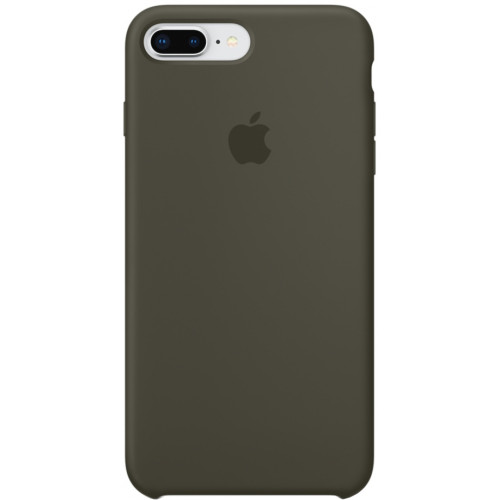 Silicon Case Apple iPhone 7 Plus/8 Plus сосновый лес