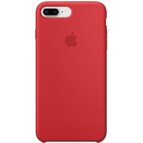 Silicon Case Apple iPhone 7 Plus/8 Plus красный