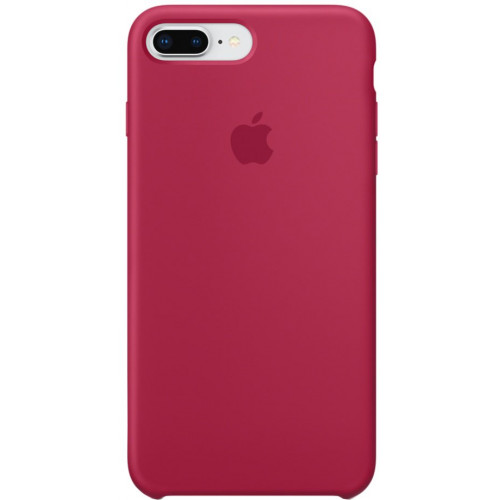 Silicon Case Apple iPhone 7 Plus/8 Plus сочный гранат