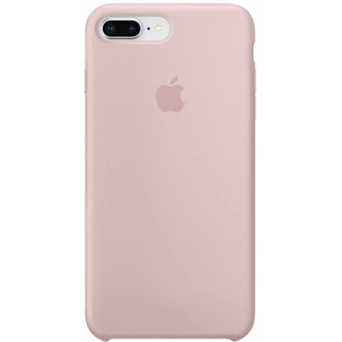 Silicon Case Apple iPhone 7 Plus/8 Plus розовый песок