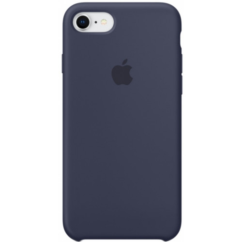 Silicon Case Apple iPhone 7/8 тёмно-синий