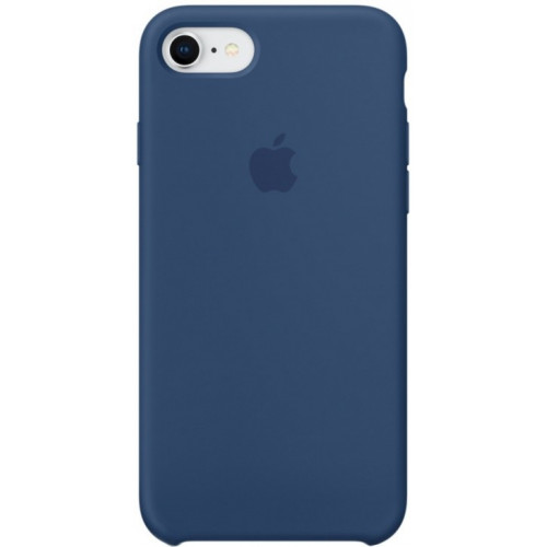Silicon Case Apple iPhone 7/8 морской лёд