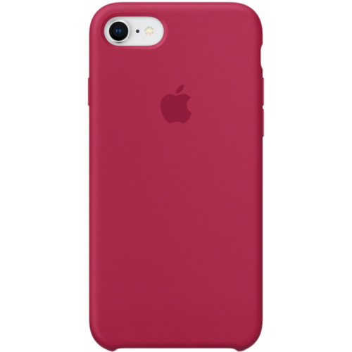 Silicon Case Apple iPhone 7/8 сочный гранат