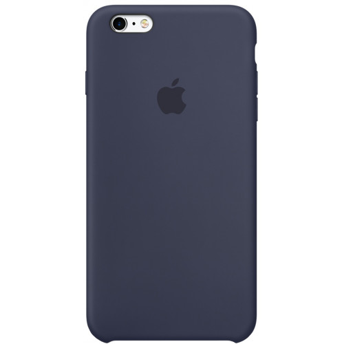 Silicon Case Apple iPhone 6/6S тёмно-синий