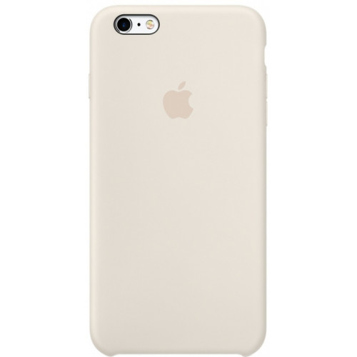 Silicon Case Apple iPhone 6/6S мраморно-белый
